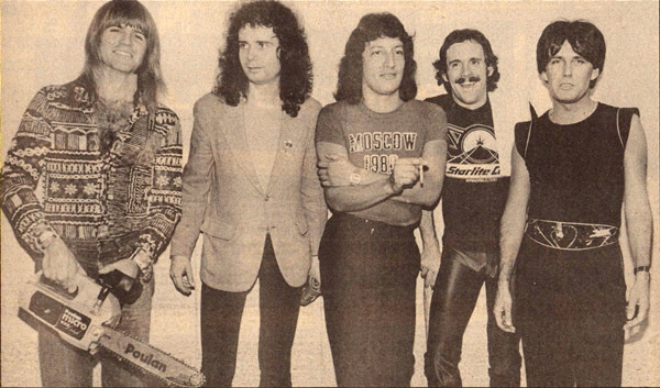 DEEP PURPLE 1980