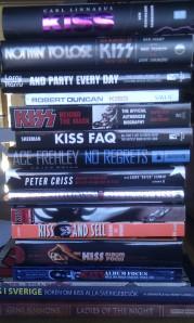 Kiss-böcker